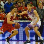 01.11.2015 FC Bayern München Basketball - BG Göttingen