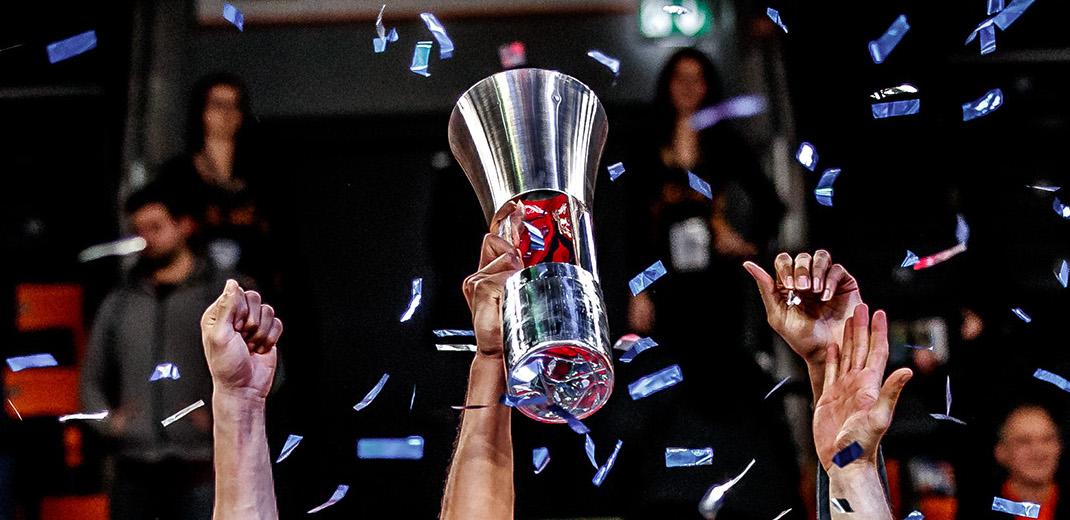 18.02.2018 easyCredit TOPFOUR Ulm: Finale:  ALBA Berlin – FC Bayern München
